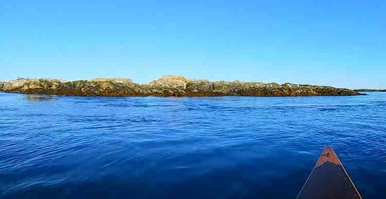 kayaking top speed